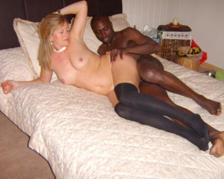 Homemade Skinny Blonde Wife