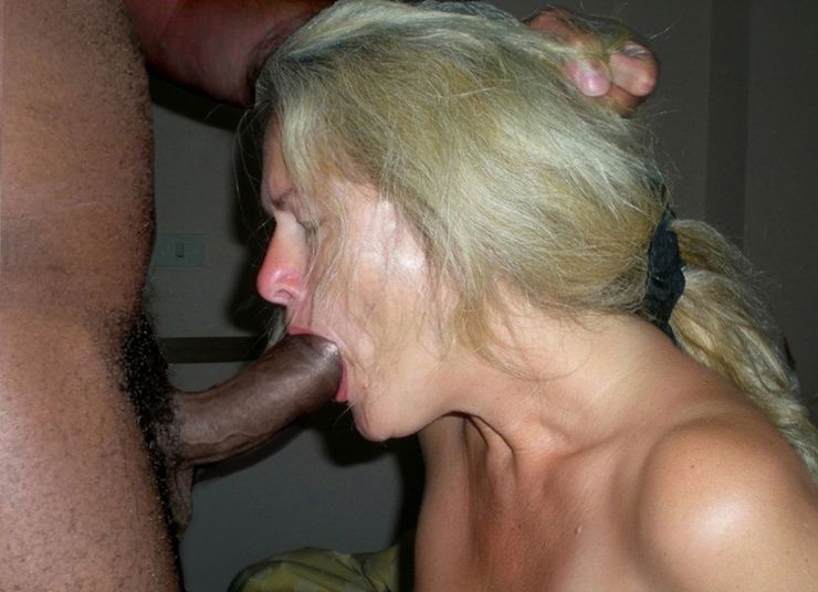 wife performs oral sex on black man