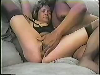 Black dude fucking mature woman