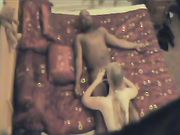 Hidden Camera Installed Cuckold Husband Finds Wife with BBC