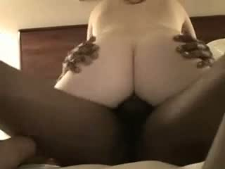 White wife orgasm
