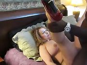Black Man with my Wife Make Sex