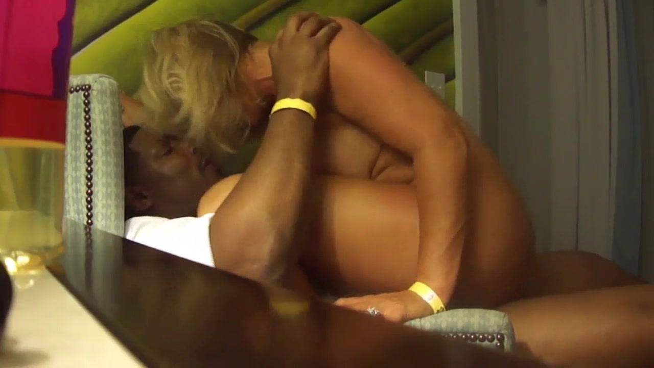 Wife Interracial Massage Fuck